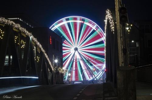 Petra Arends - Kerstmarkt Meppen (1)